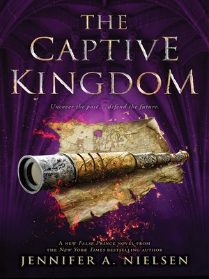 cover image of The Captive Kingdom