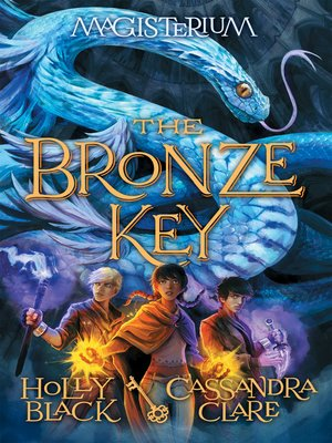 cover image of The Bronze Key