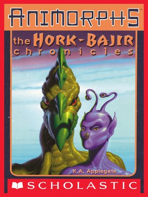 cover image of The Hork-Bajir Chronicles