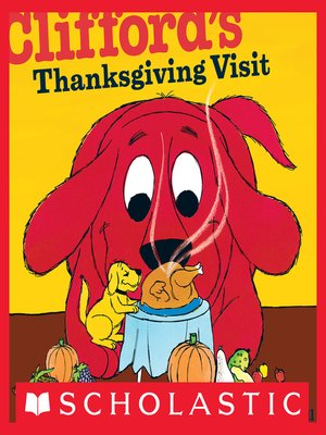 cover image of Clifford's Thanksgiving Visit