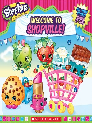 cover image of Welcome to Shopville