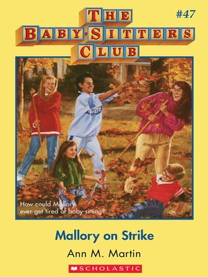 cover image of Mallory on Strike