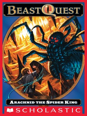 cover image of Arachnid the Spider King