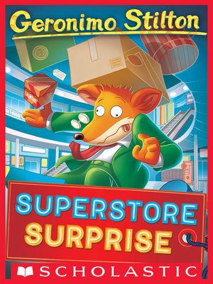 cover image of Superstore Surprise