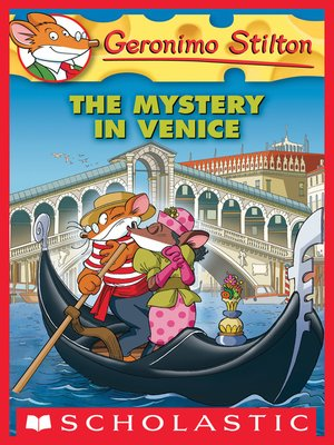 cover image of The Mystery in Venice
