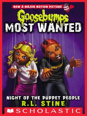 cover image of Night of the Puppet People