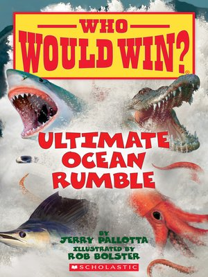 cover image of Ultimate Ocean Rumble