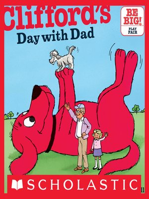 cover image of Clifford's Day with Dad