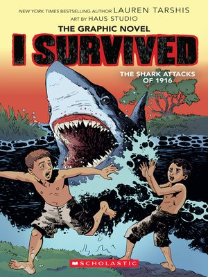 cover image of I Survived the Shark Attacks of 1916