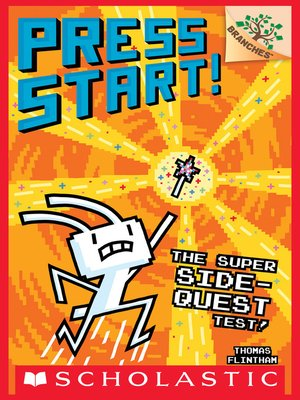 cover image of The Super Side-Quest Test!