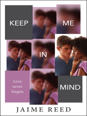 cover image of Keep Me in Mind