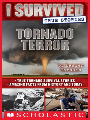 cover image of Tornado Terror