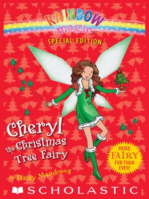 cover image of Cheryl the Christmas Tree Fairy