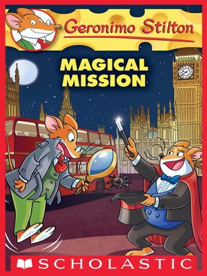cover image of Magical Mission