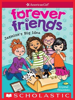 cover image of Jasmine's Big Idea