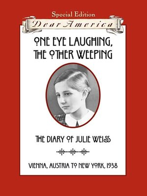 cover image of One Eye Laughing, The Other Weeping