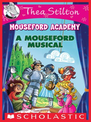 cover image of A Mouseford Musical