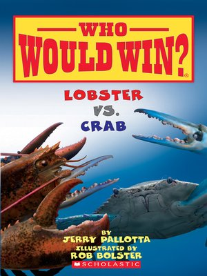 cover image of Lobster vs. Crab