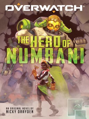 cover image of The Hero of Numbani