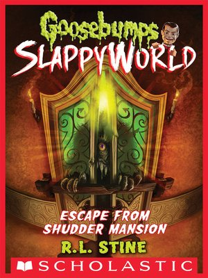 cover image of Escape From Shudder Mansion