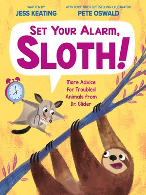 cover image of Set Your Alarm, Sloth!