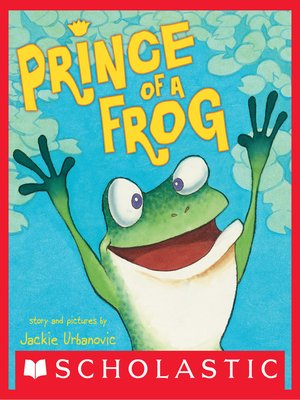 cover image of Prince of a Frog