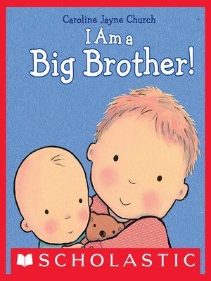 cover image of I Am a Big Brother