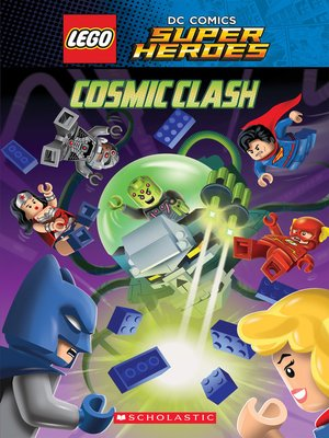 cover image of Cosmic Clash