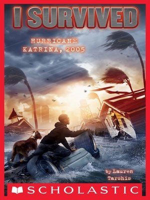 cover image of I Survived Hurricane Katrina, 2005