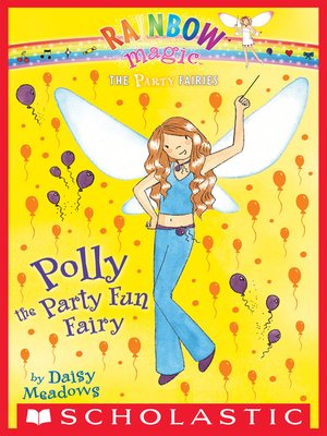 cover image of Polly the Party Fun Fairy