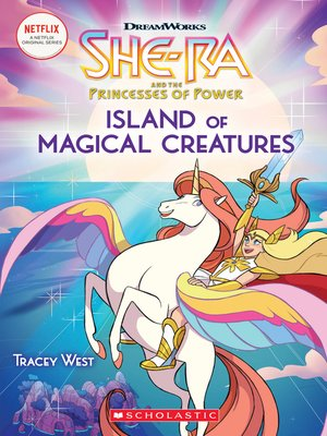 cover image of Island of Magical Creatures