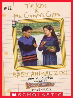 cover image of Baby Animal Zoo