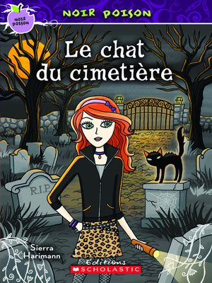 cover image of Le chat du cimetière