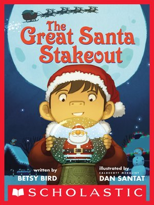 cover image of The Great Santa Stakeout