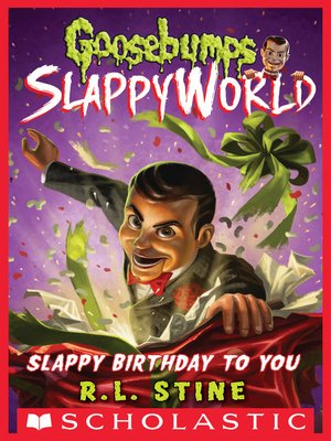 cover image of Slappy Birthday to You