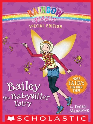 cover image of Bailey the Babysitter Fairy