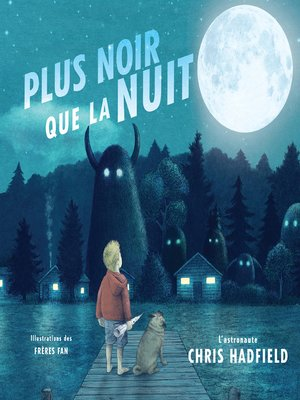 cover image of Plus noir que la nuit