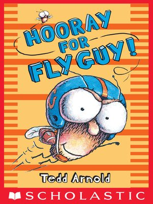cover image of Hooray for Fly Guy!