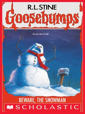 cover image of Beware, the Snowman
