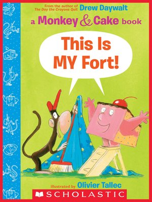 cover image of This Is MY Fort!