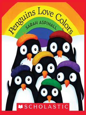 cover image of Penguins Love Colors