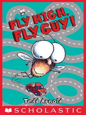 cover image of Fly High, Fly Guy!