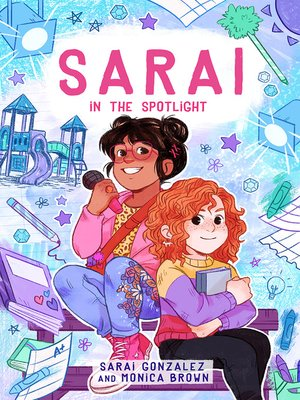 cover image of Sarai in the Spotlight