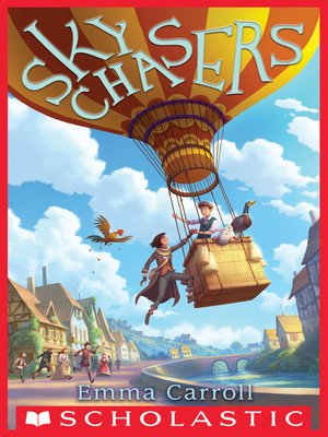 cover image of Sky Chasers