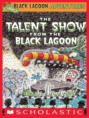 cover image of The Talent Show from the Black Lagoon