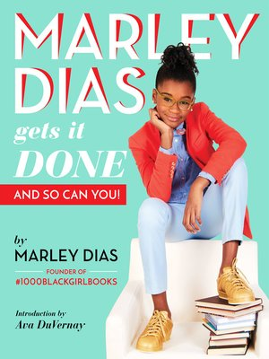 cover image of Marley Dias Gets It Done