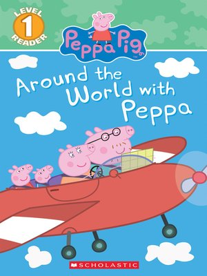 cover image of Around the World with Peppa