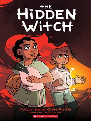 cover image of The Hidden Witch
