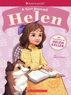 cover image of A Girl Named Helen