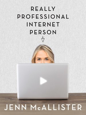 cover image of Really Professional Internet Person